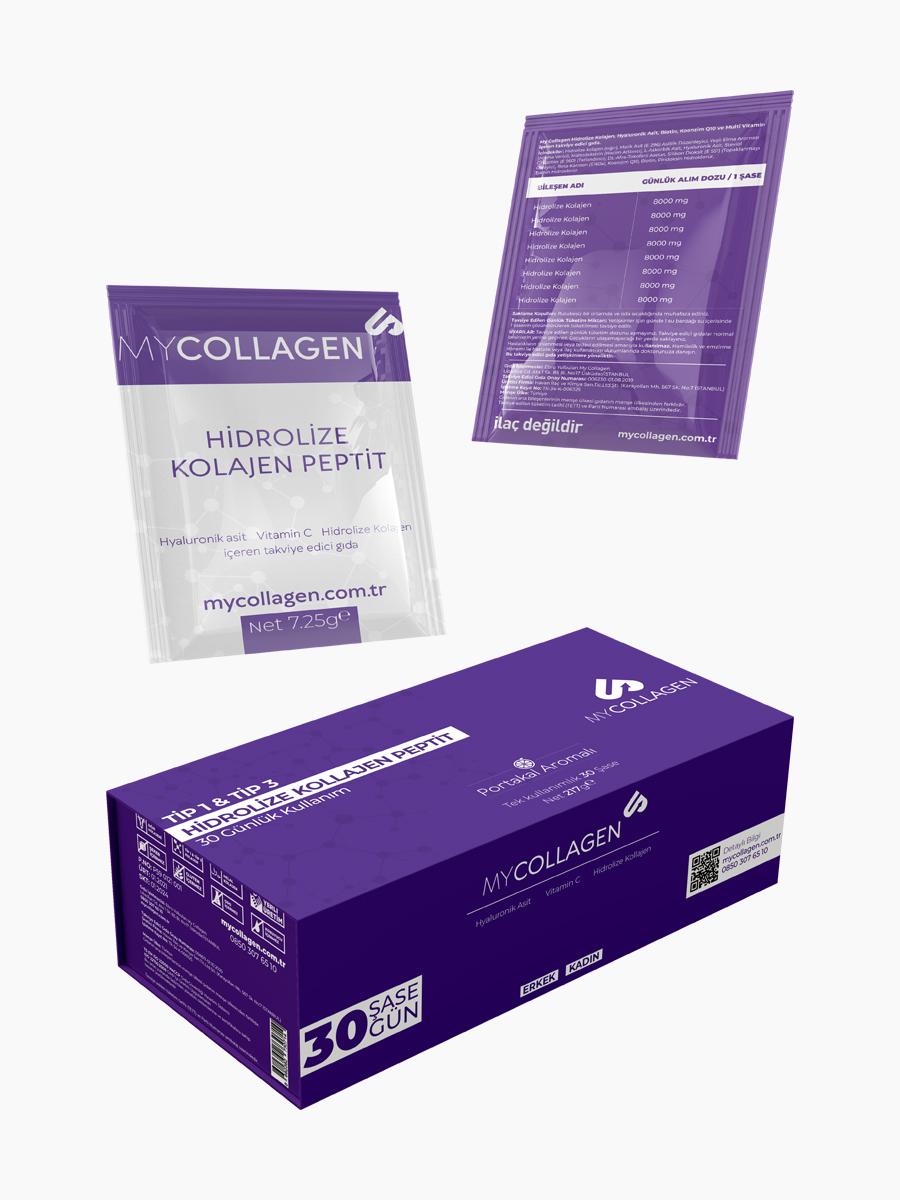 My Collagen Up Şase Kolajen